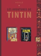 Tintin (France Loisirs 2007) -4- Les cigares du pharaon / Vol 714 pour Sydney