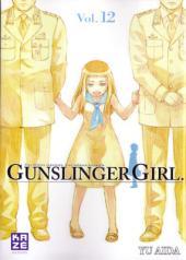 Gunslinger Girl -12- Tome 12
