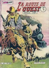 La route de l'Ouest -70- À l'ouest du Pecos