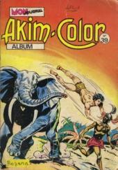 Akim-Color -Rec39- Album N°39 (du n°115 au n°117)