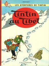 Tintin (Historique) -20B39- Tintin au Tibet