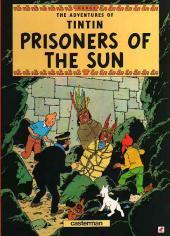 Tintin (The Adventures of) -14b94- Prisoners of the Sun