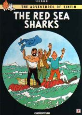 Tintin (The Adventures of) -19b1994- The Red Sea Sharks