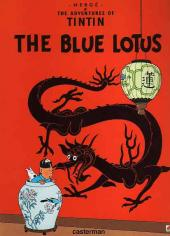Tintin (The Adventures of) -5- The Blue Lotus