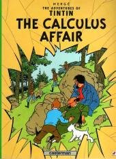 Tintin (The Adventures of) -18c94- The Calculus Affair