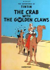 Tintin (The Adventures of) -9d1984- The Crab with the Golden Claws