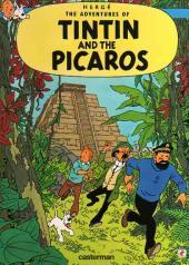 Tintin (The Adventures of) -23b- Tintin and the Picaros