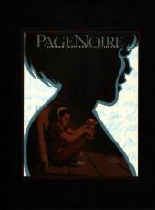 Page Noire -TT- Page noire