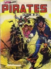 Pirates (Mon Journal) -Rec24- Album N°24 (Du N°97 au N°99)