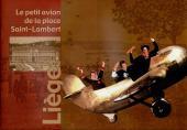 (AUT) Walthéry -9- Le petit avion de la place Saint-Lambert