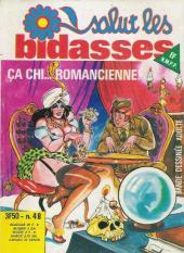 Salut les bidasses -48- Ça chi... romancienne !