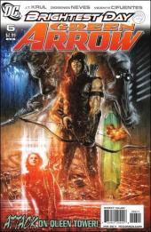 Green Arrow (2010) -6- Siege mentality