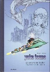 Yoko Tsuno -25TL- La servante de Lucifer - Esquisses d'une œuvre