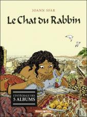 Le chat du Rabbin -INT- Intégrale tomes 1 à 5
