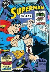 Superman Géant (Sagédition - 2e série) -31- Superman rencontre Clark Kent