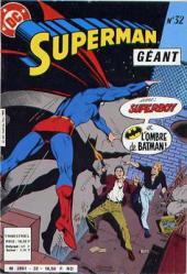 Superman Géant (Sagédition - 2e série) -32- Le mystère du super-batman