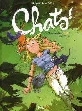 Chats ! -2- Chats bada-bada