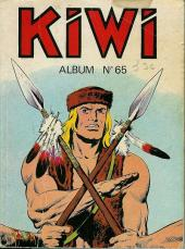 Kiwi -Rec065- Album N°65 (du n°295 au n°298)