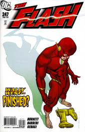 Flash (The) Vol.2 (DC comics - 1987) -247- Wally West-- Finished?