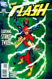 Flash (The) Vol.2 (DC comics - 1987) -245- Lightning Strikes Twice!