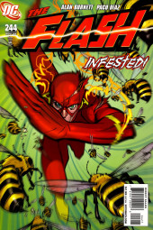 Flash (The) Vol.2 (DC comics - 1987) -244- Infested!