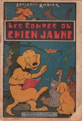 (AUT) Rabier - Les contes du chien jaune