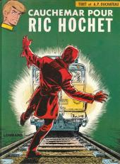 Ric Hochet -11a78- Cauchemar pour Ric Hochet