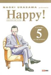 Happy! (Urasawa) -5- All or nothing!!