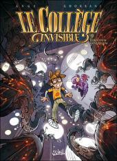 Le collège invisible -9- Rebootum generalum