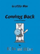 Journal Intimement Public -3- Coming Back - Le retour de la lesbienne