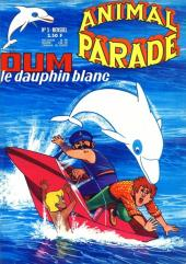 Animal parade (Oum le dauphin blanc) -5- Mensuel N°5