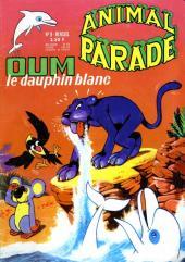 Animal parade (Oum le dauphin blanc) -8- Mensuel N°8