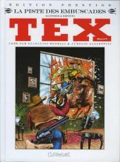 Tex (Maxi) (Clair de Lune) -9- La Piste des embuscades