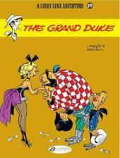 Lucky Luke (en anglais) -4029- The Grand Duke