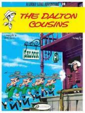 Lucky Luke (en anglais) -1228- The Dalton Cousins