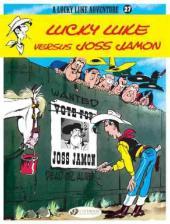 Lucky Luke (en anglais) -1127- Lucky Luke versus Joss Jamon