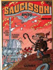 Saucisson Smith -1- La tour des fumées grises