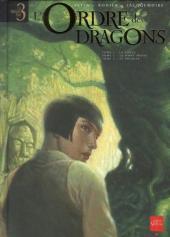 L'ordre des dragons -INT- Tome 1 à 3