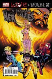 The incredible Hercules (2008) -125- Love & war