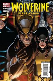 Wolverine: First class (2008) -12- The substitue