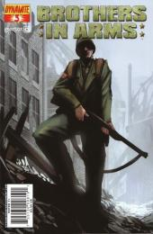 Brothers in arms (2008) -3- Tome 3