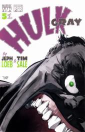 Hulk: Gray (2003) -5- E is for elephant