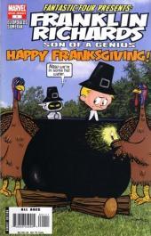 Franklin Richards (2007) - Happy franksgiving