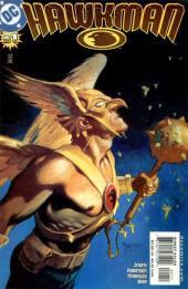 Hawkman Vol.4 (DC comics - 2002) -1- First impressions