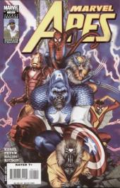 Marvel Apes (2008) -1- Apes of wrath!