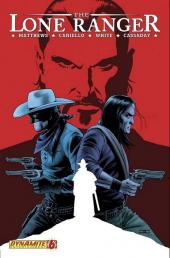Lone Ranger Vol.1 (The) (Dynamite - 2006) -6- Now and forever (the origin of the lone ranger)