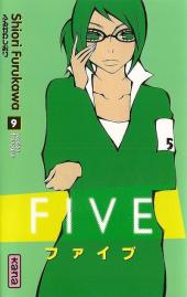 Couverture de Five -9- Tome 9