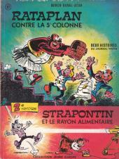 Strapontin -8a- Strapontin et le rayon alimentaire