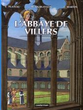 Jhen (Les voyages de) -10- L'abbaye de Villers