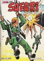 Safari (Mon Journal) -140- Les foudres du ciel